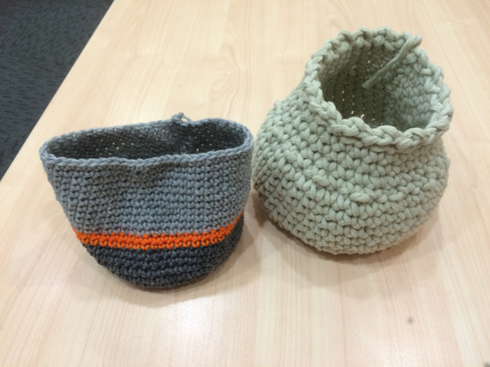 Crochet Money Purse