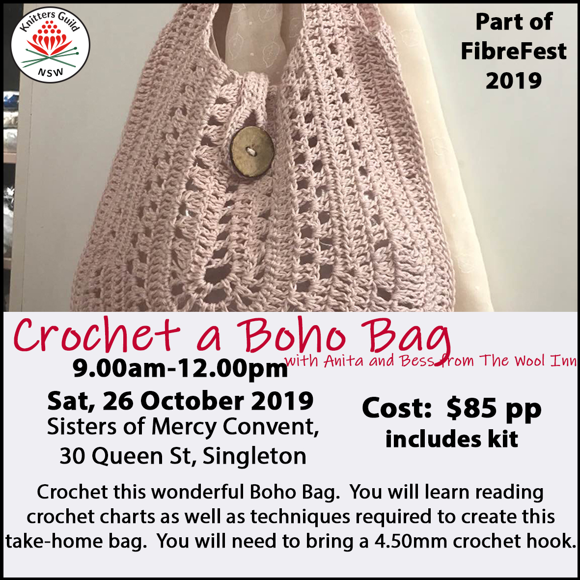 BohoBag workshop
