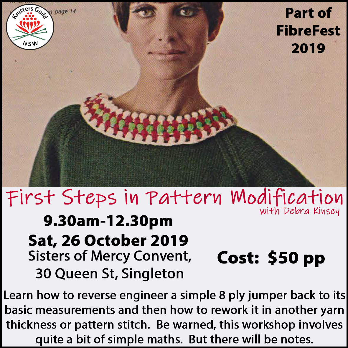 FirstStepsinPatternModification workshop