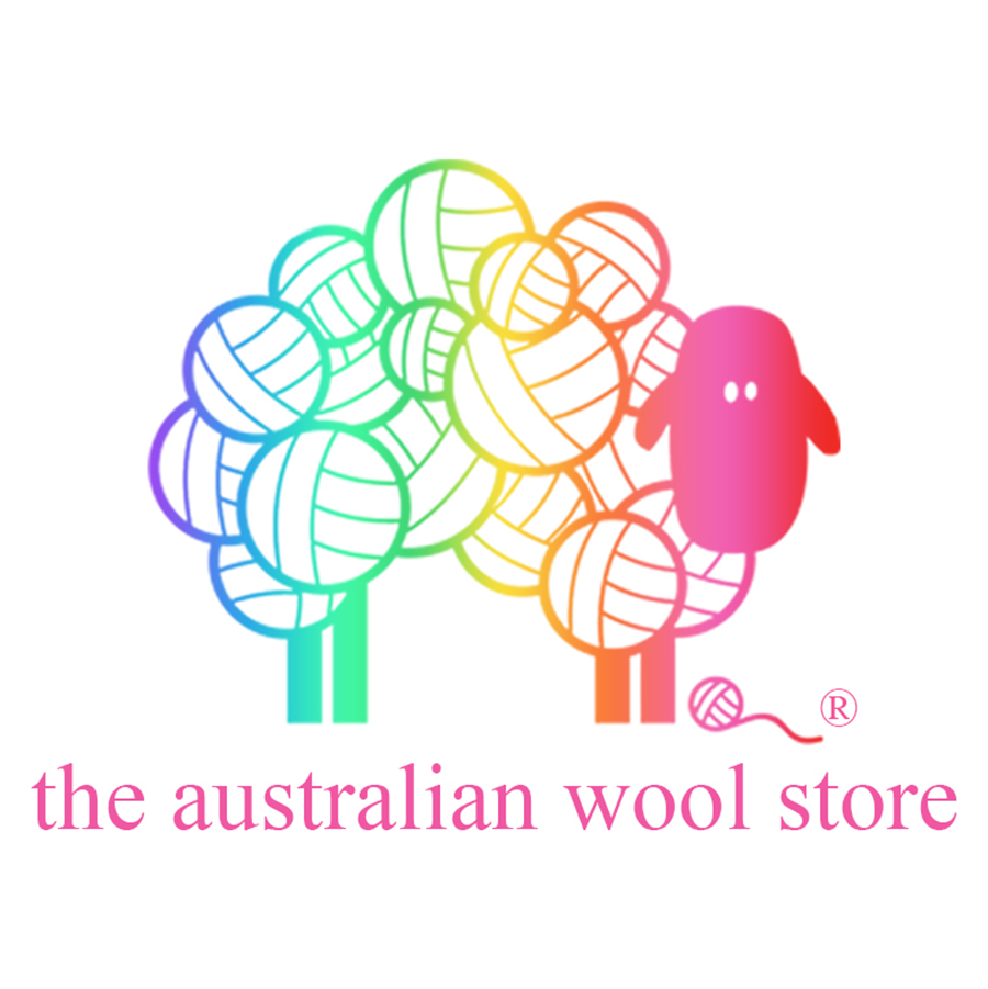 registered rainbow the australian wool store facebook logo